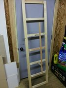 Simple storage cabinet