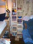 Shelf Tree stand