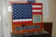 Miller Flag Box