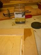 Raised panels on table saw