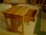 Oak night stand