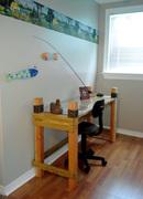 Fishing Pier Desk 3