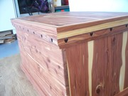 Tennessee Red Cedar Chest #1.