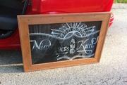Frames for Suzy Richardt Chalk Lettering Studio
