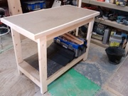 Kreg Workbench / Outfeed Table