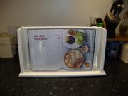 Cookbook stand.