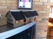 Birdhouse for mom