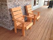 Kreg Outdoor Chairs