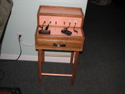 Charging Station Table