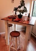 Custom-Built Table