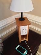 iPhone Charging lamp