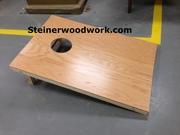 Engineered Cornhole Board