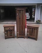 rustic barnwood items