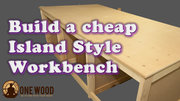 Cheap and easy workbench using the Kreg HD jig, complete with YouTube video