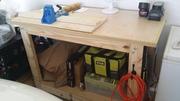 My 1st Kreg Workbench...but not my last!