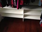 30 Minute Shoe Shelf
