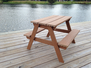 Composite Toddler Picnic Table
