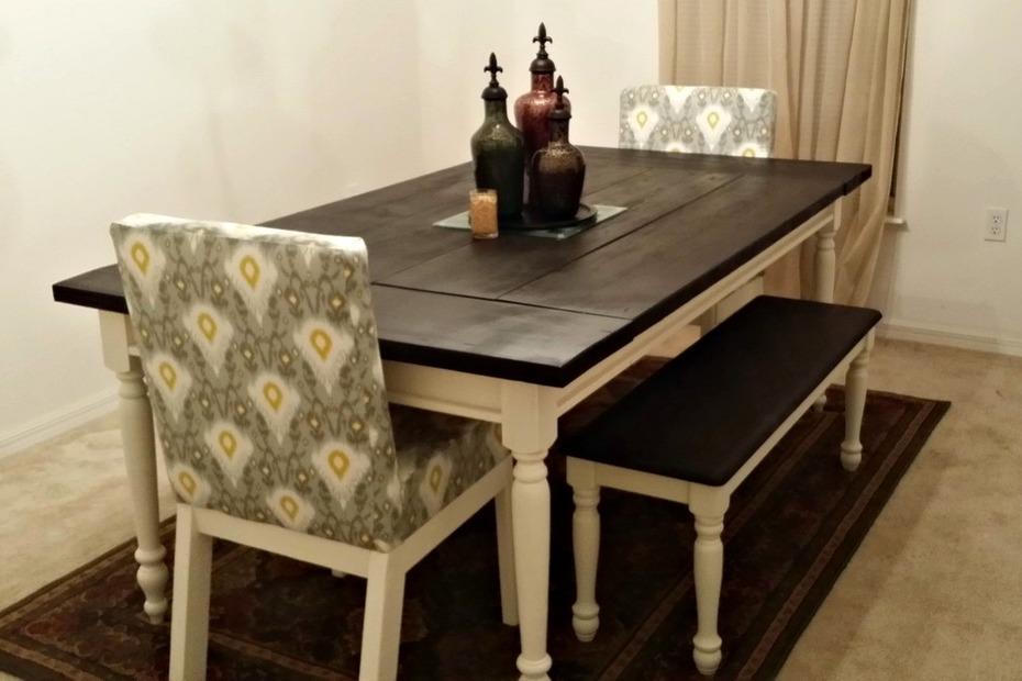 Dining Room Set Finished