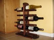 12 Bottle Wine Rack
