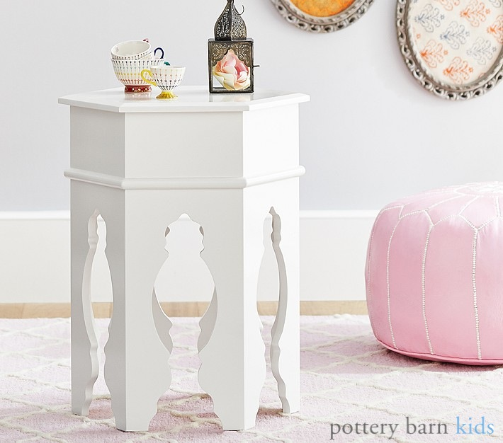 Moroccan Side Table - Pottery Barn