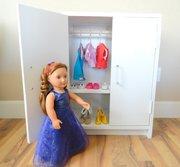 American Girl Closet