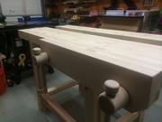 Budget-friendly Roubo-style workbench #2