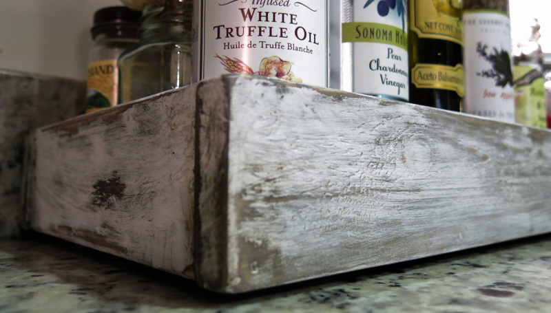 Spice and Oil box