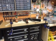 Budget-friendly Roubo-style workbench #9