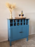 IKEA Tarva Hack: 3-Drawer Chest to Bar Cabinet