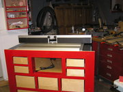 Building A Large Router Table