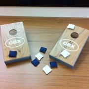 Mini-Cornhole Board Sets