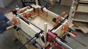 Drawer glue-up (Typical)