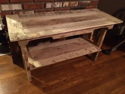 Re-Claimed Wood TV Stand