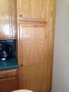 Before picture of Cabinet