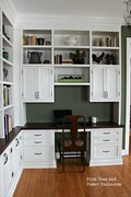 Dining Room Built-Ins Right side view
