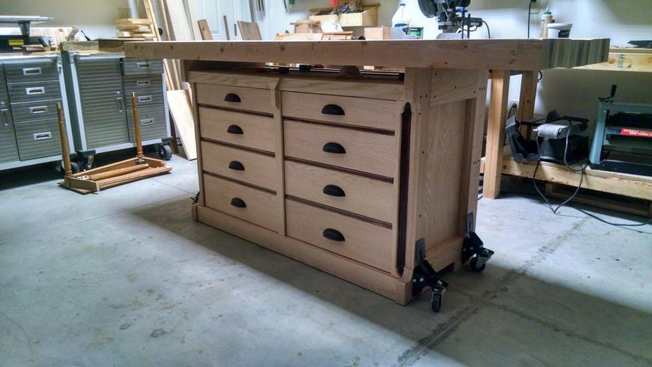 Custom Workbench