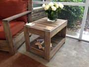 Belvedere Outdoor End Table