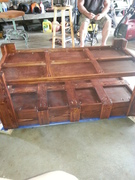 Under side of Coffee table