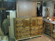 8 Drawer Dresser with extra storage