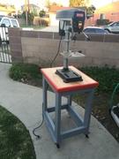 Portable Drill Press Stand