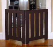 DIY Dog Gate