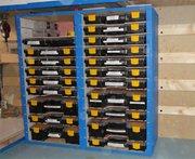 HF Parts Bin Holder