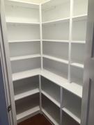 Complete Corner Pantry