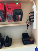 Tool Battery Wall Charger