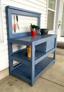 DIY Potting Bench Plans - Rogue Engineer 2