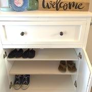 Shoe Cabinet Shelves