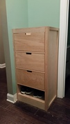 Drawers completed