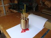 Pencil block .