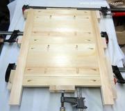 diy air conditioner dresser side assembly 2