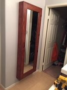 Mirror from shanty to chic